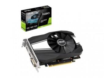 Placa de video Nvidea Geforce Asus Gtx 1660 OC 6GB / 192 BITS -  PH-GTX1660-O6G