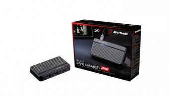Imagem - Placa de captura Avermedia Live Gamer Mini - GC311