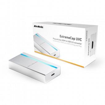 Placa de Captura Avermedia ExtremeCap Uvc - BU110
