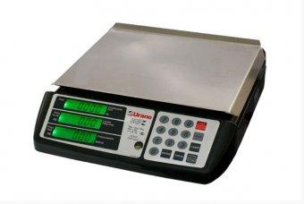 BALANÇA US 20/2 POP-Z - CAPACIDADE 20KGX2G , LCD, C/ BACK LIGHT E BATERIA