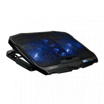 Base para Notebook C3 Tech NBC-100BK, 10