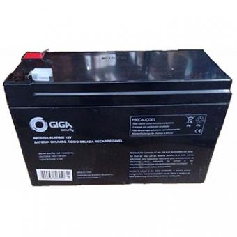 Bateria Selada Giga GS0077 12V 7A Alarme