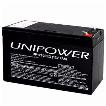 Bateria Selada Unipower 12v/7ah