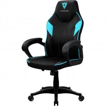 Cadeira Gamer EC1 Ciano THUNDERX3