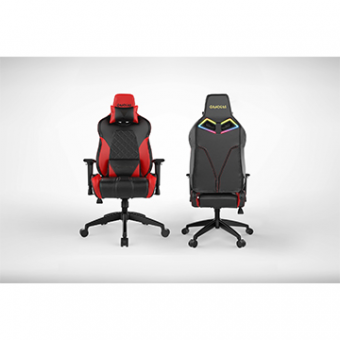 Cadeira Gamer Gamdias Achilles E1 Black/Red