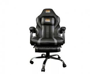 Cadeira Gamer OEX GC-300 PTO/Cinza