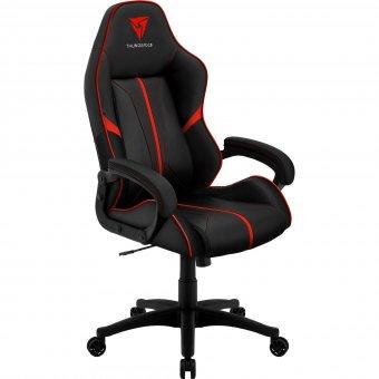 Cadeira Gamer Profissional AIR BC-1 EN61874 Preta/Vermelha THUNDERX3