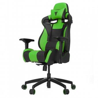 Cadeira Gamer Racing S-Line Pretp E Verde Vg-Sl4000-GR Vertagear