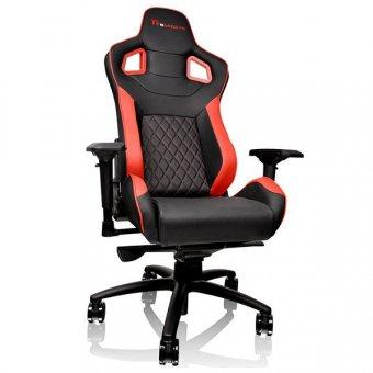Cadeira Gamer Thermaltake Gt Fit Gc-Gtf-Brmfdl-01 Black/Red