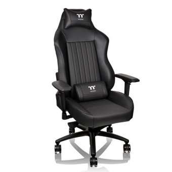Cadeira Gamer Thermaltake X Comfort Gc-Xcs-Bblfdl-01 Black
