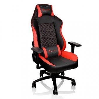 Cadeira Gamer Ttesports Gt Comfort Gtc500 Preto/vermelho Gc-gtc-brlfdl-01