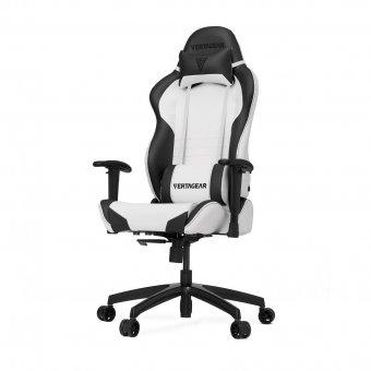 Cadeira Gamer Vertagear Racing Sl2000 Preta e Branca