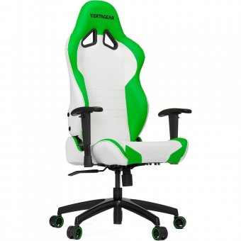 Cadeira Gamer Vertagear Racing Sl2000 Verde e Branca