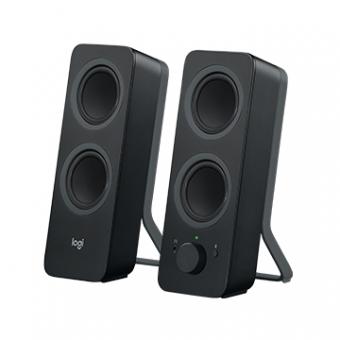 Caixa de Som Logitech Z207 RMS 5w P2/Bluetooth Preta