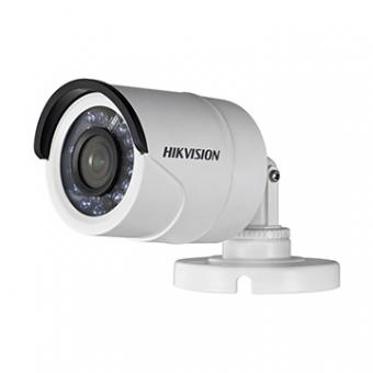 Camera AN 1MP Bullet 2.8MM IR20M DS-2CE16C0T-IRPF Flex Plastica 720P Hikvision