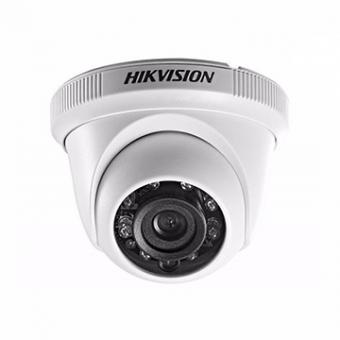 Camera AN 1MP Dome 3.6MM IR20M DS-2CE5AC0T-IRP HDTVI Plastica Hikvision