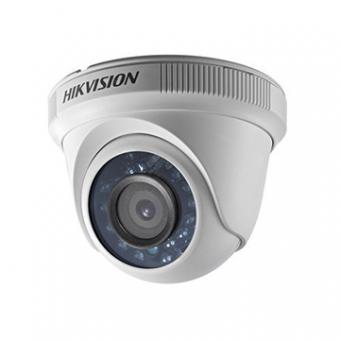 Camera AN 2MP Dome 2.8MM IR10M DS-2CE5AD0T-IRP HDTVI Plastico 1080P Hikvision