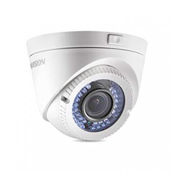 Camera AN 2MP Dome Varifocal IR40M DS-2CE56D0T-VFIR3F HDTVI Metalico IP66 Hikvision