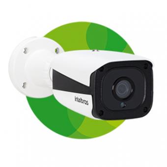 Câmera Intelbras VIP 1120 B D2 IP Bullet Interno/Externo 720p 1 Megapixel Lente 2.8mm Distância IR20Mt