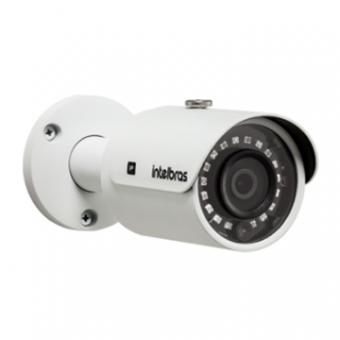 Camera IP 1MP Bullet 2.6MM IR30M VIP S3020 G3 POE WDR IP67 Intelbras