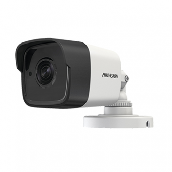 Camera IP 1MP Bullet 2.8MM IR30M POE DS-2CD1001-I Metalico IP67 WDR 720P Hikvision