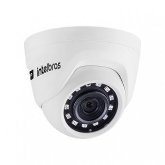 Camera IP 1MP Dome 2.6MM IR20M Vip 1020 D Intelbras