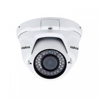 Camera IP 1MP Dome Varifocal IR 30M Vip 1130 D VF HD Intelbras