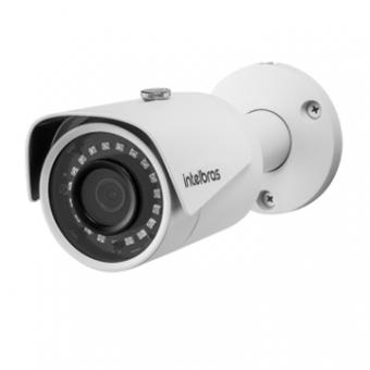 Camera IP 2MP Bullet 2.8MM IR 30M Vip 3230 B POE Full HD Intelbras