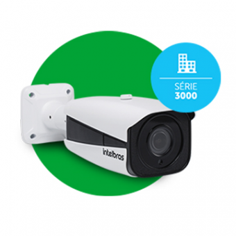 Camera IP 2MP Bullet Varifocal IR30M Vip 3230 VF G2 POE Fullhd IP66 Intelbras