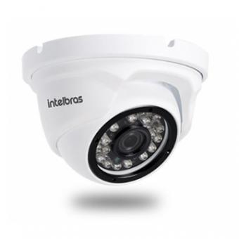 Camera IP 2MP Dome 2.8MM IR20M Vip 1220 D G3 Fullhd IP66 Intelbras