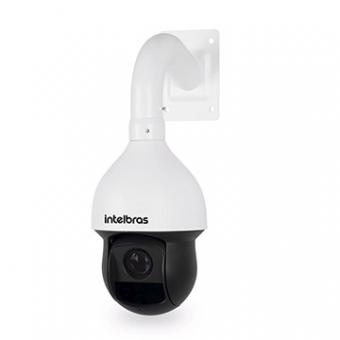 Camera IP 2MP Speed Dome Vip 5220 SD POE+ Intelbras