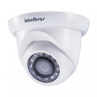 Camera IP 3MP Bullet 3.6MM IR 30M Vip S3330 G2 POE HD 2048P Intelbras