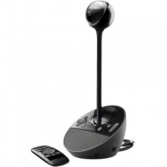 Câmera Videoconferência Logitech BCC950 HD 1080p 30fps 960-000866