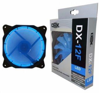 COOLER DEX LED AZUL DX-12F 120MM