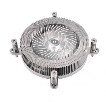 Cooler Engine 27 1U Thermal Take LOW-PROF 60MM ALUMINIO CLP032CA06SLA