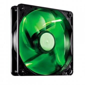 Cooler FAN CoolerMaster R4 Sickleflow X 120 Verde R4-SXDP-20FG-R1