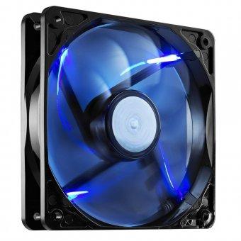 Cooler FAN CoolerMaster Sickleflow 12cm R4-SXDP-20FB-R1 com LED Azul