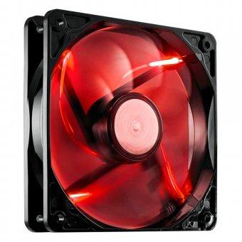 Cooler FAN CoolerMaster Sickleflow 12cm R4-SXDP-20FR-R1 com LED Vermelho