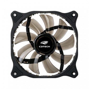 Cooler P/ Gabinete C3TECH F9-L150RGB 120mm Led RGB