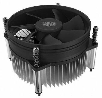 Cooler para Intel Soquete 1150 / 1151 / 1155 / 1156 - Cooler Master i50 RH-I50-20FK-R1
