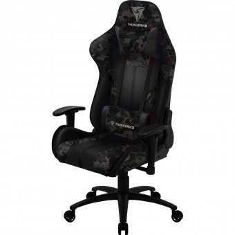 Cadeira Gamer BC3 Camuflado/Cinza THUNDERX3