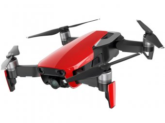Imagem - Drone Dji Mavic Air Fly More Combo Flame Red
