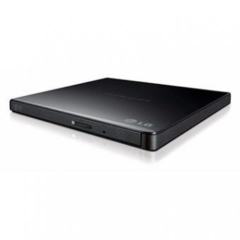 DVDRW LG Externo Slim GP65NB60 Preto