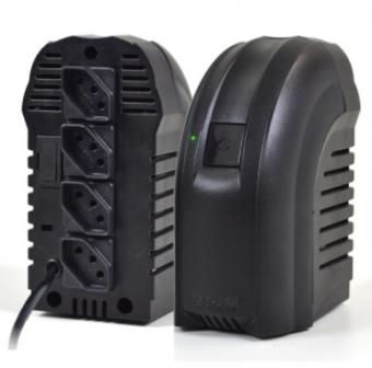 Estabilizador Ts Shara Eletrônico Powerest 300va bivolt 4 Tomadas 9001