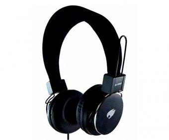 Fone de Ouvido G-Fire Preto Com Microfone, Eph220fgsb