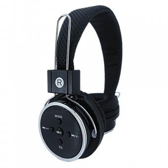 Fone de Ouvido Sem Fio Bluetooth B-05 Micro Sd Fm