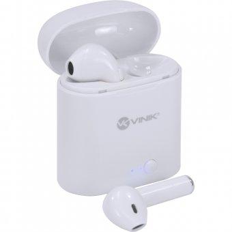 Fone Vinik Bluetooth Easy W1 Branco