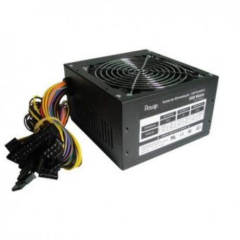 FONTE 500W REAL PCTOP FAPT500BV2 S/CABO