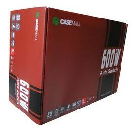 Imagem - Fonte Casemall 600w All 600ttpsw4 Autoswitch 630