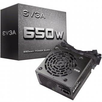 Fonte Evga 650W 100-N1-0650-L